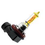 H8 Plasma Ion Yellow Bulb 35w 4000K, Single Pack