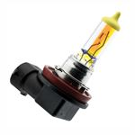 H8 Plasma Ion Yellow Bulb 35w 4000K, Twin Pack