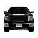Putco Boss Blacked Out Grilles-1