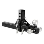 CURT Hitch 2 IN Multi-Tow Ball Mount-3