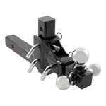 CURT Hitch 2 IN Multi-Tow Ball Mount