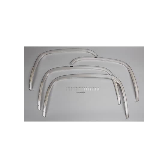 NeveRust Stainless Steel Fender Trim Kits