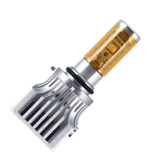 H8 / H11 / H16 LED Fog Bulbs, Yellow 2800k, 1800 L