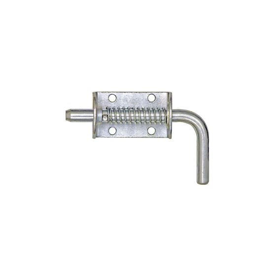"1/2"" Zinc Short Spring Latch Assembly"