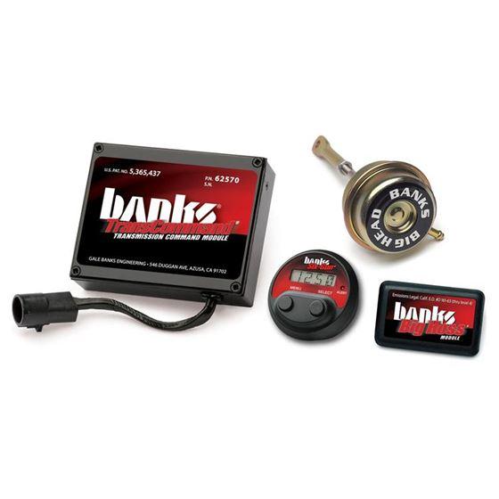 Banks Ford 1999-2003 7.3L Powerstroke Power Combo