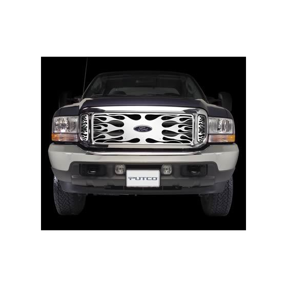 Inferno Grilles