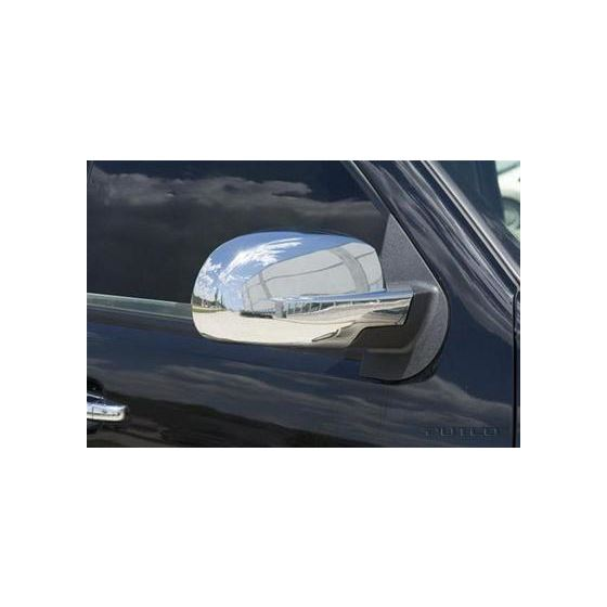 Chrome Mirror Trim Covers