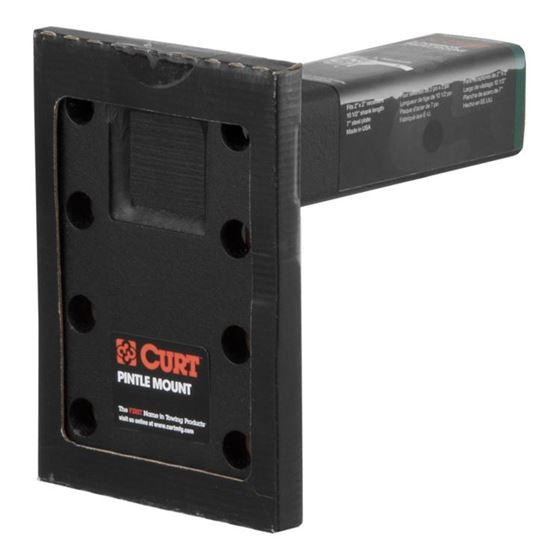 CURT Manufacturing Pintle Mount-3