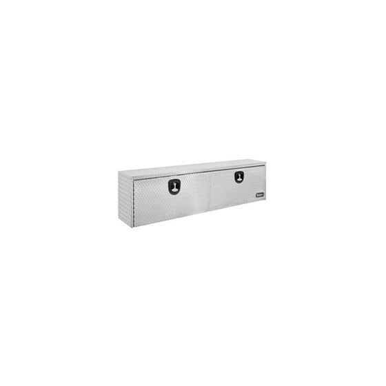 Aluminium Underbody Recessed Door Tool Box 18 H x