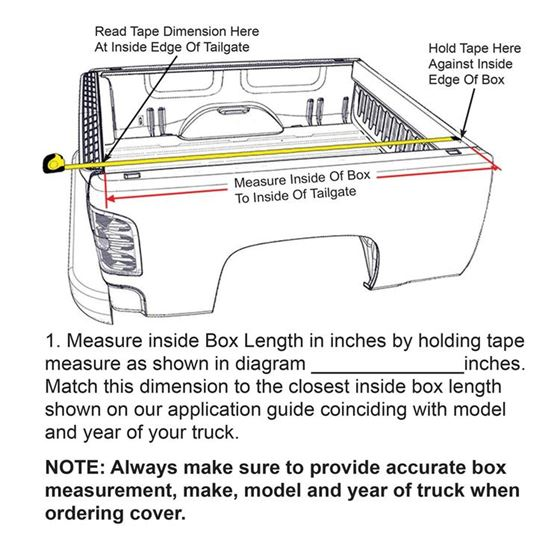 Access Lorado Roll-Up Tonneau Covers