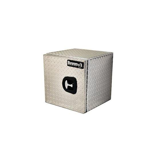 Aluminum Underbody Tool Box SS Handle 18 H x 30 W