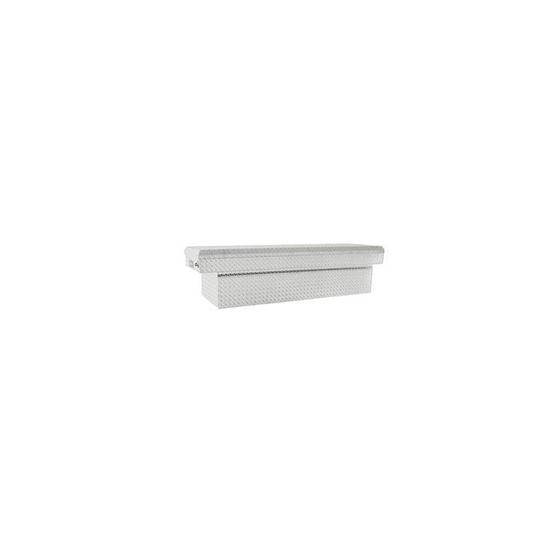 Aluminium Single Lid Cross Tool Box 13 H x 62 W x