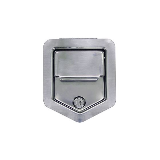 Stainless Steel 3 Point Rotary Paddle Latch