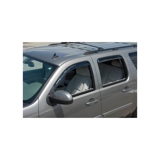 Element Tinted Window Visors