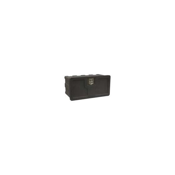 Black Poly Underbody Tool Box 18 H x 24 W x 18 D
