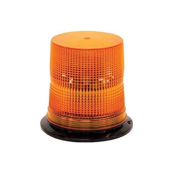 SL660A Permanent Dual Flash Amber Strobe Beacon.