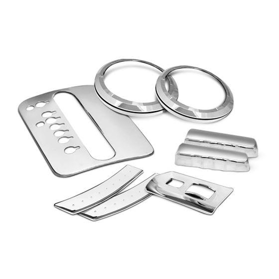 Putco Complete Chrome Accessory Interior Kits-2