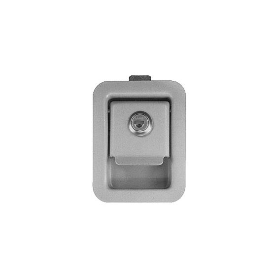 Steel Recessed Single Point Locking Latch