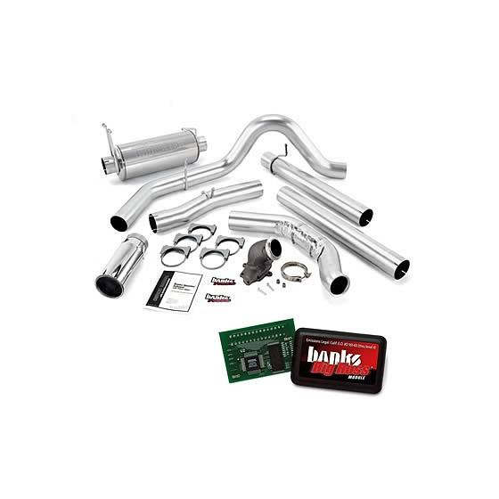 Banks Ford 1999-2003 7.3L Powerstroke Power Combo