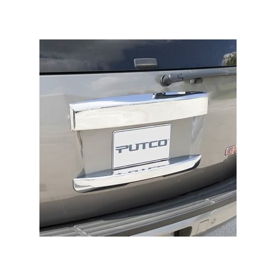 Rear Hatch Trim Covers